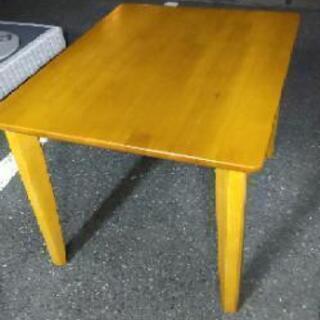 テーブル 100㎝×80㎝