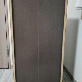 【譲ります】ニトリ カラーボックス ブラウン - 家具