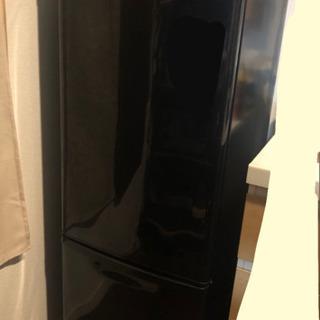 冷蔵庫 パナソニック 黒 130cm 一人暮らし