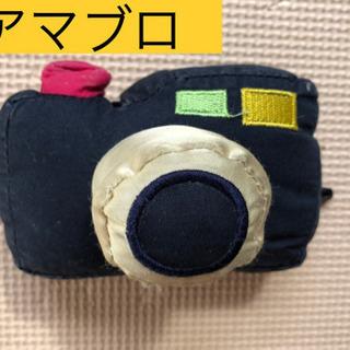 amabro カメラ型のガラガラ