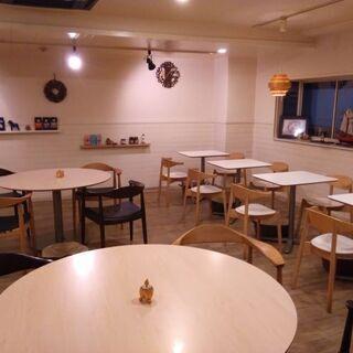 11/14【金山】おしゃれな北欧カフェで交流会!