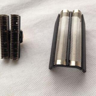 ブラウン社製シェーバーの網刃と内刃