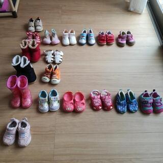【お話中】子供靴 18足