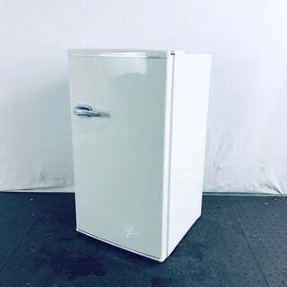 中古 冷蔵庫 1ドア シンプラス 2018年製 85L ベージュ...