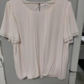 3L 4Lホワイトシャツ 綿100% - 服/ファッション