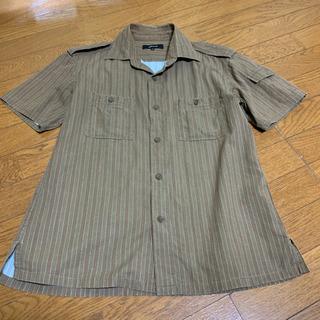 😈 コムサイズム カジュアルシャツ 半袖 M