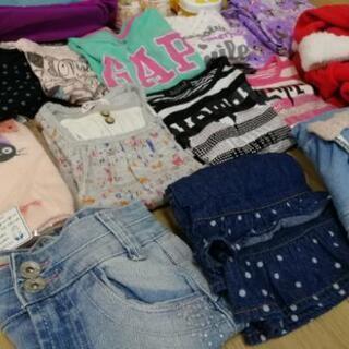 子供 服 リュック 上靴 お弁当箱 女の子セット - 服/ファッション