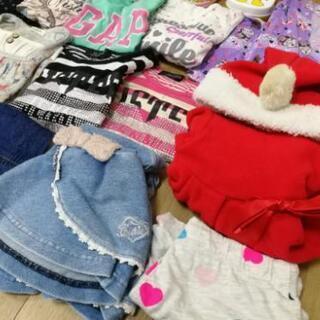 子供 服 リュック 上靴 お弁当箱 女の子セット - 名古屋市
