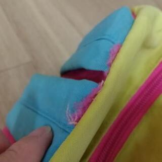 子供 服 リュック 上靴 お弁当箱 女の子セット − 愛知県