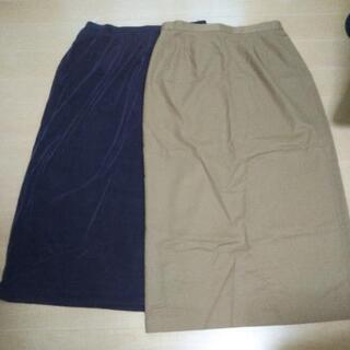 ミセス?LLLサイズ スカート2点