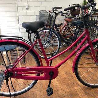 中古自転車 オーバーホール済