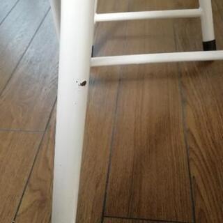 ニトリの折り畳み椅子4台 - 京都市
