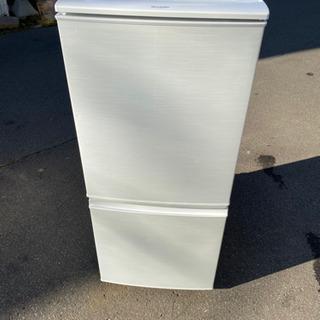 SHARP シャープ 2ドア冷蔵庫 つけかえどっちもドア …
