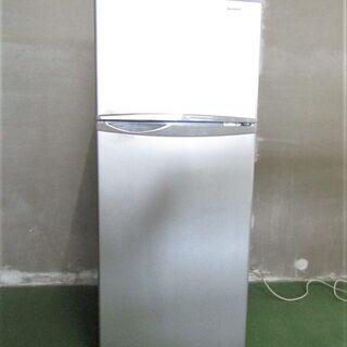 N1651・ 稼働品 シャープ SJ-H12W-S 2ドア 冷凍...