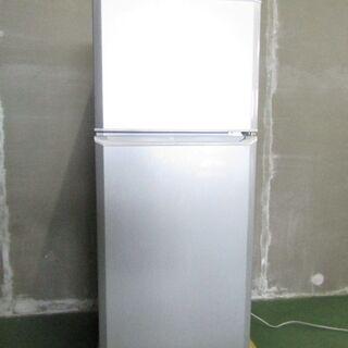 N1652・ ハイアール JR-N121A 冷凍 冷蔵庫 …