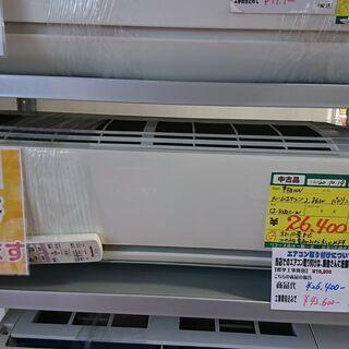 (火を使わず安心なエアコン暖房入荷!)パナソニック ルームエアコ...