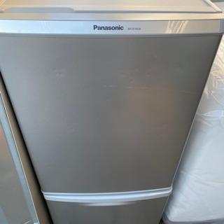 パナソニック 冷蔵庫 138L 2014年 2ドア ボトム…