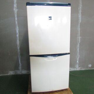 N1653・ ナショナルノンフロン 冷凍 冷蔵庫 122L…