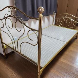 お姫様ベッド シングル