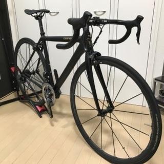ロードバイク CAAD10 BLACK INC