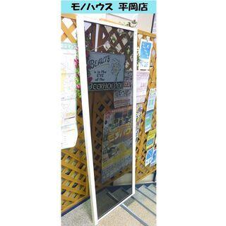 未使用品 横引き ロール網戸 630×1830 枠ホワイト ☆ ...