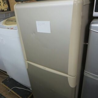 TOSHIBA冷蔵庫 2003年製
