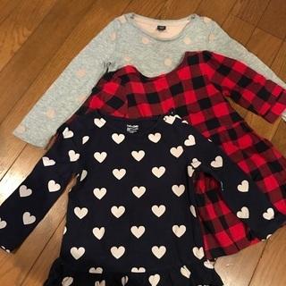 baby Gapのお洋服(ワンピとカットソー)