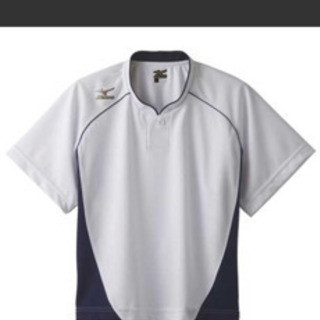 (新品)3800円相当 MIZUNOベースボールシャツ レ…