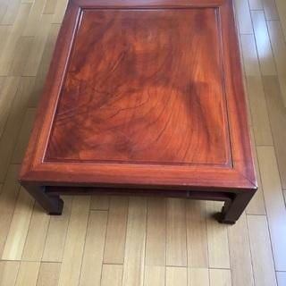 古家具・日本式ちゃぶ台