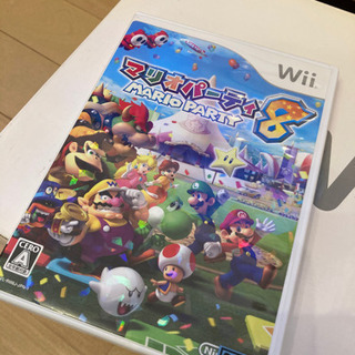 任天堂Wiiソフト マリオパーティ8