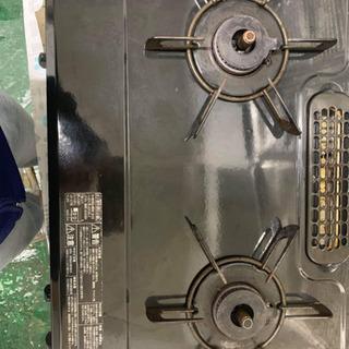 ガスコントロールと洗濯機