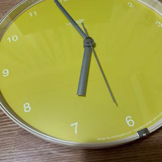 【ジャンク】Francfranc 時計