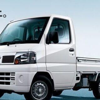 10分100円レンタカー 軽トラックレンタル中!