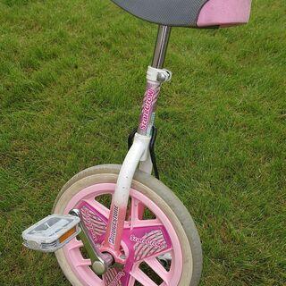 ブリジストン 一輪車 14インチ ピンク