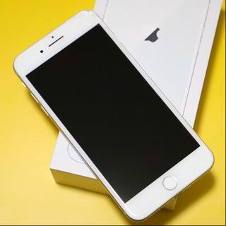 iPhone 8 Plus Silver 64 GB SIMフリー