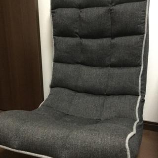 【値下げ】座椅子 360度回転 体を包み込む座椅子の画像