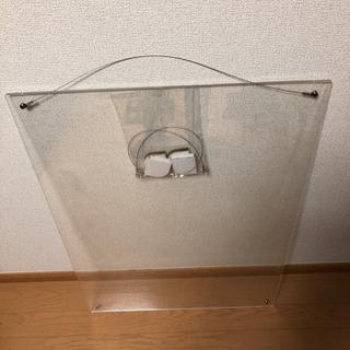 B2ポスター用 アクリルフレーム ナカバヤシ 額縁