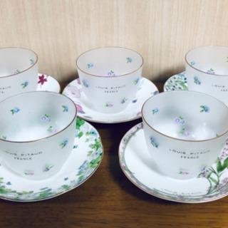 [19]冷茶グラス 5客セット
