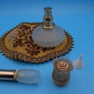 資生堂 フレグランススプレー ボトル + ライター型香水入れ