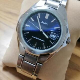 ⚫SEIKO⚫セイコー⚫ALBA⚫アルバ⚫クォーツ⚫腕時計⚫未使用品