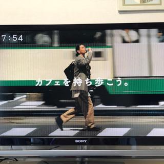 SONY BRAVIA KDL-46X1 液晶テレビ46型 - 豊中市
