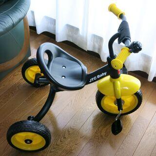 三輪車 新品同様 室内使用
