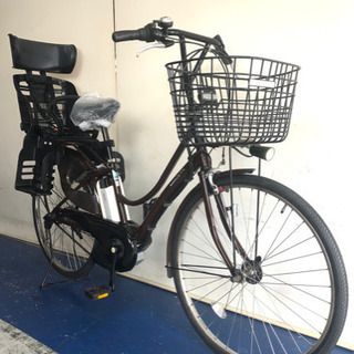 ヤマハ パスアミ 26インチ 6ah 電動自転車