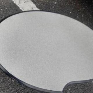 ◆中古楕円形ローテーブル