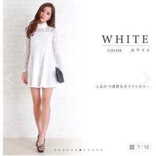 服⑤ ミニドレス💐 定価5980円!!