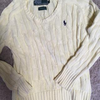 ラルフローレン セーター サイズ5
