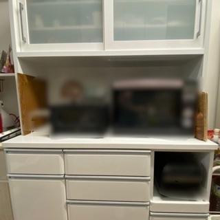 ニトリ キッチンボード120