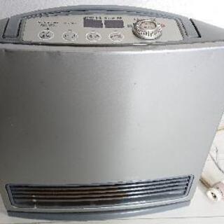 ガスファンヒーター RM-2405D-S  2004年製 都市ガス