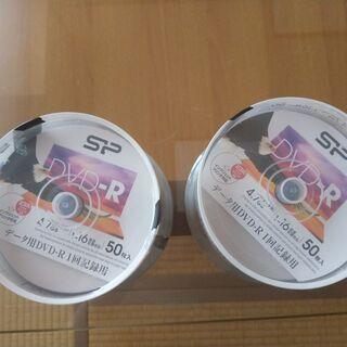 【ネット決済・配送可】シリコンパワー データ用DVD-R 4.7...