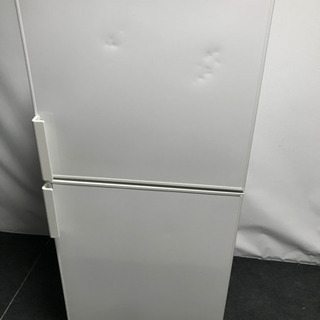 人気の無印良品 現行モデル「2ドア冷凍冷蔵庫 137L 2…